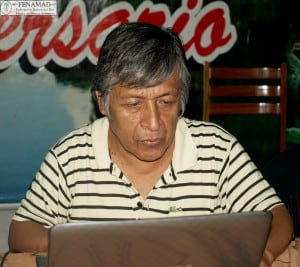 """Neptalí Cueva: """"No podemos forzar el contacto con los aislados"""""""