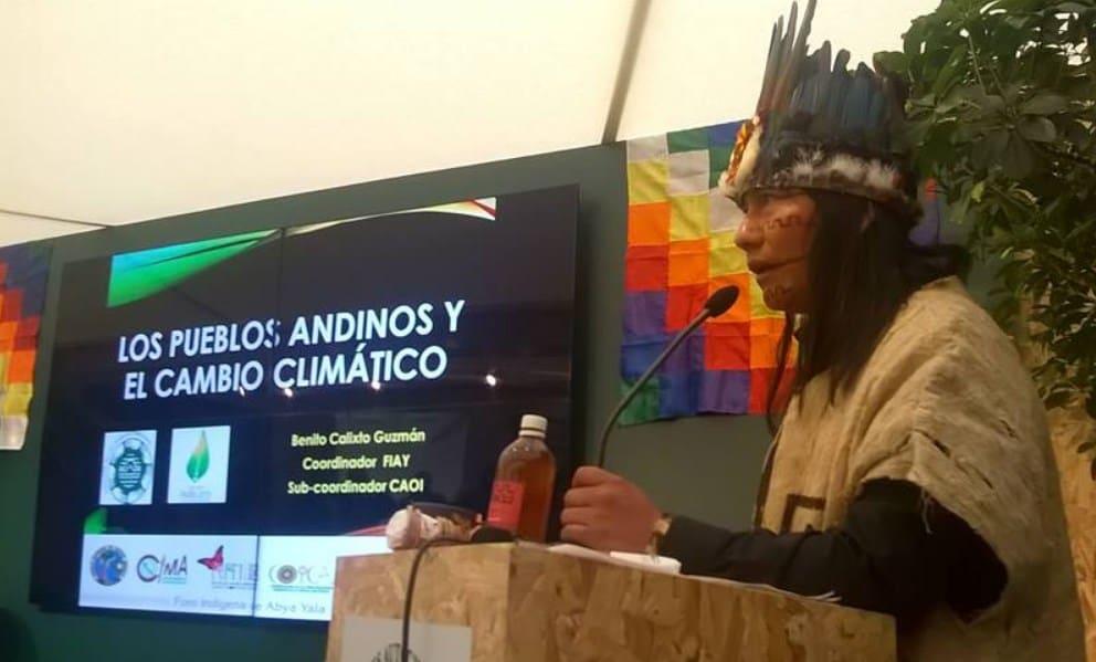 Fondos Climáticos deben llegar a pueblos indígenas de la Amazonía